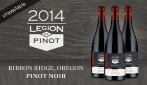 Legion of Pinot – 2014