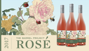Barrel Project Rose 2017