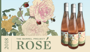Barrel Project Rose 2018